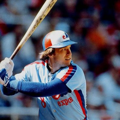 Gary Carter powder blues