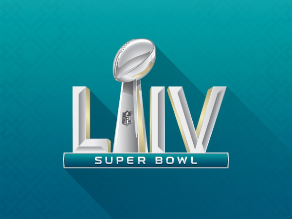 Super Bowl 54 logo2